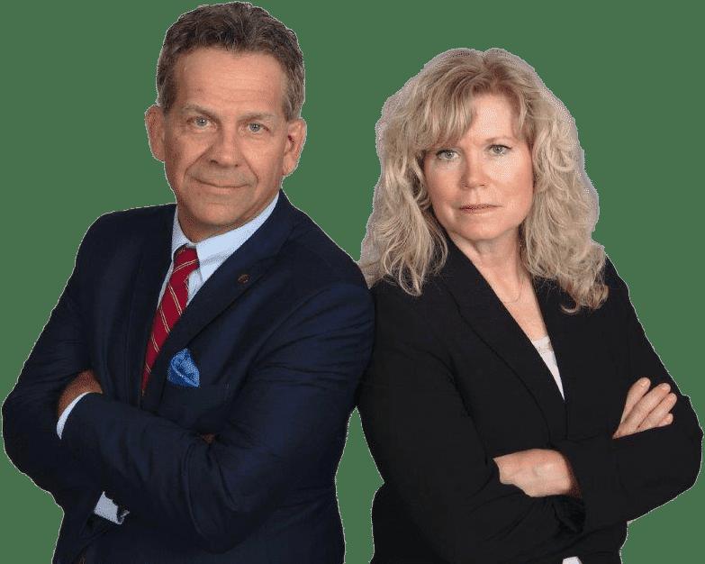 Nick and Kathie Ellis